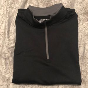 Nike Golf half- zip Men's Large